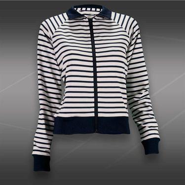 Fila Heritage F Jacket - White/Peacoat