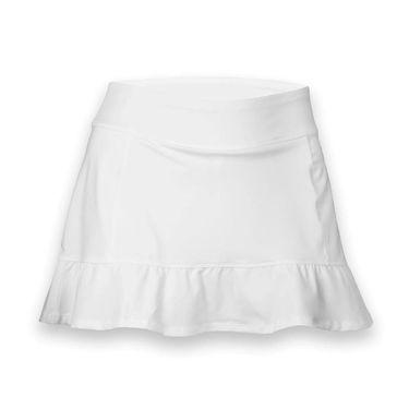 Fila Ruffled Bottom Skirt -White