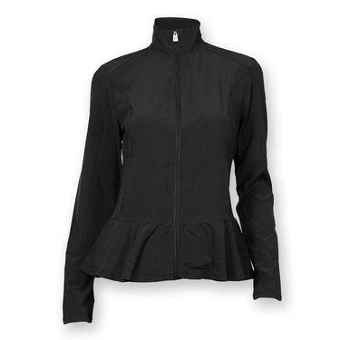 Fila Ruffle Bottom Jacket -Black