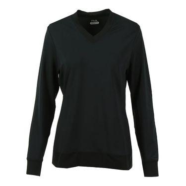 Fila Core Long Sleeve Top - Black