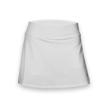 Fila Core Long Flirty Skirt - White