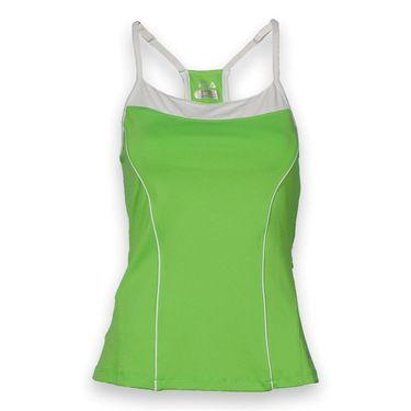 Fila Citrus Bright Cami Tank - Green/White