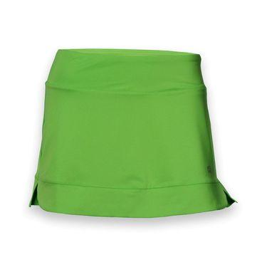 Fila Citrus Bright Pleated Skirt - Green/White