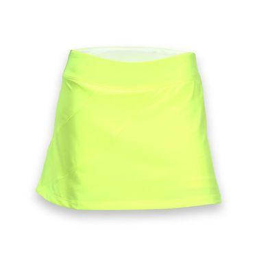 Fila Platinum Long Skirt - Safety Yellow