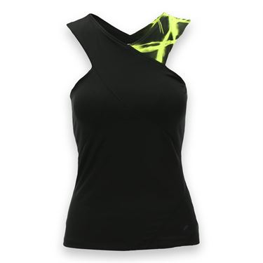 Fila Platinum Criss Cross Tank - Black