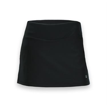 Fila Foundation Shirred Side Skirt - Black