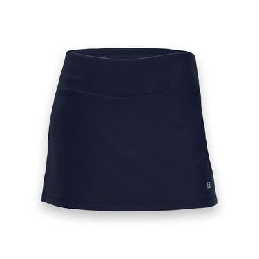 Fila Foundation Shirred Side Skirt - Peacoat