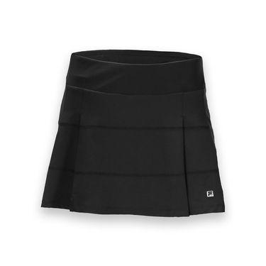 Fila Foundation Pleated Skirt - Black