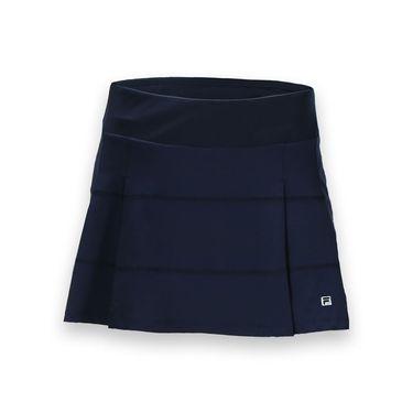 Fila Foundation Pleated Skirt - Peacoat