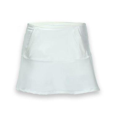 Fila Foundation Flare Hem Skirt - White