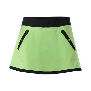 Fila Court Couture Skirt - Pistachio/Black