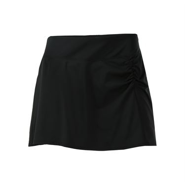 Fila Court Couture Ruched Skirt - Black