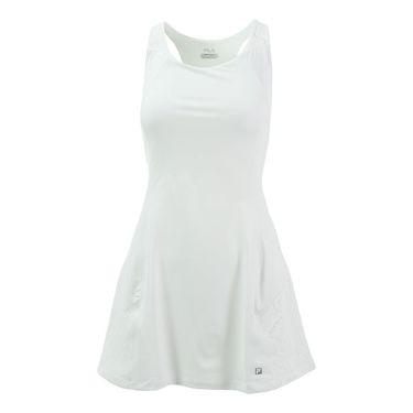 Fila Lure of the Lace Racerback Dress - White