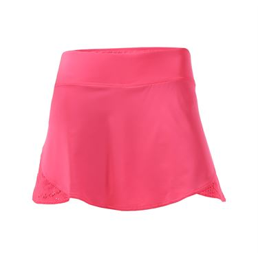 Fila Lure of the Lace Active Skort - Pink Flamingo