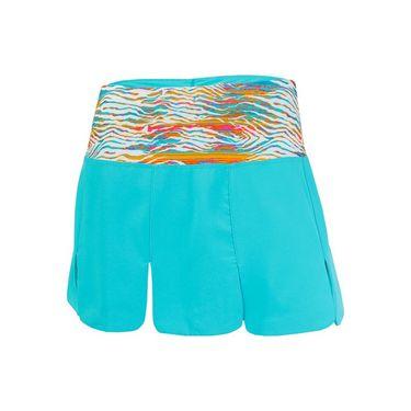 Fila Tropical Slice Car Wash Skirt - Blue Bird