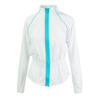 Fila Tropical Slice Jacket - White