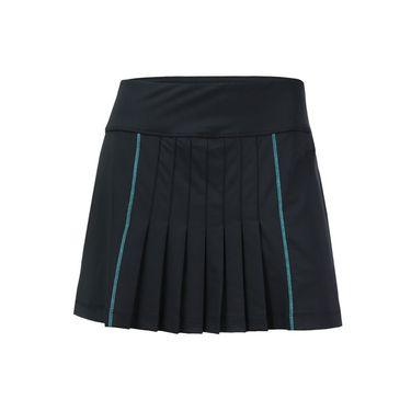 Fila Court Allure Front Pleat Skirt - Black