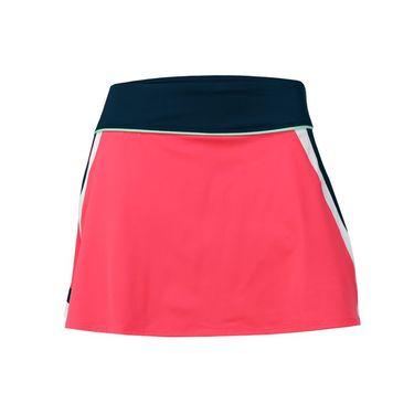Fila Heritage A Line Skirt - Diva Pink/White/Navy