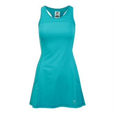 Fila Court Allure Racerback Dress - Tabitha Teal