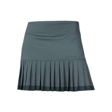 Fila Simply Smashing Pleated Skirt - Granite Grey