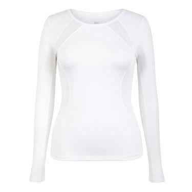 Tail Savannah Essentials Long Sleeve Top  - White