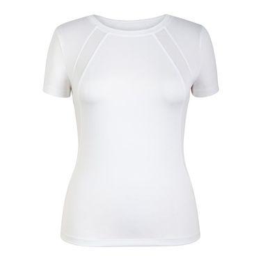 Tail Hayden Short Sleeve Essential Crew - White