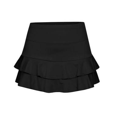 Tail Top Notch Ruffled Skirt