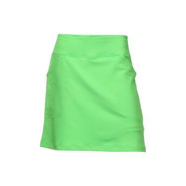 Jofit Melon Ball Jacquard Mina Golf Skirt - Grass