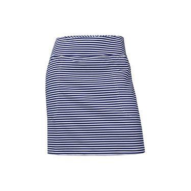 JoFit Limoncello Mina Golf Skirt - Blue Stripe