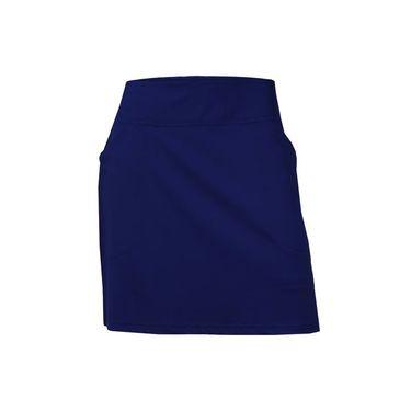 JoFit Limoncello Jacquard Mina Golf Skirt - Blue Depth