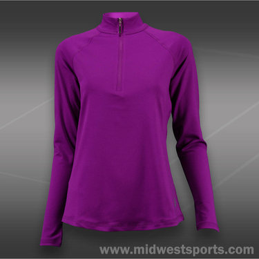 JoFit Redondo Beach Long Sleeve Mock Top-Dizzy