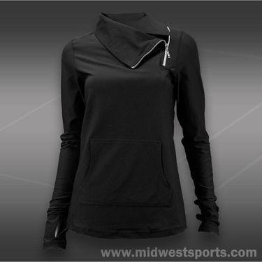 JoFit Redondo Beach Jumper Jacket-Black