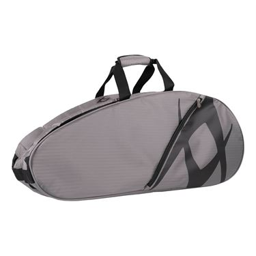 Volkl Tour Combi Tennis Bag - Grey/Black