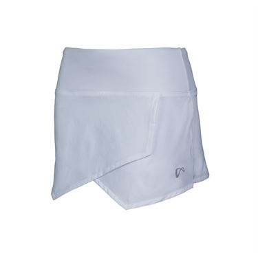 Athletic DNA Origami Skirt - White