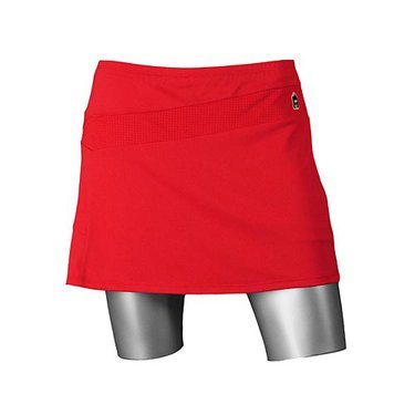 DUC Womens React Team Skirt WT11_W1104-RD