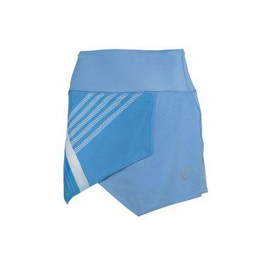 Athletic DNA Origami Skirt - Stripe/Vista