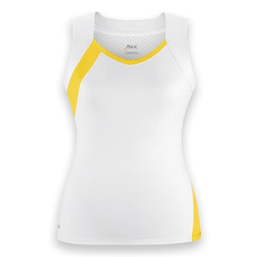 DUC Wink Tank-White/Gold