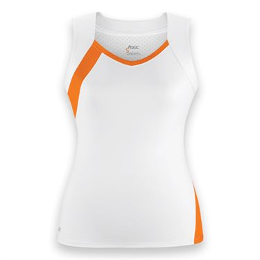 DUC Wink Tank-White/Orange
