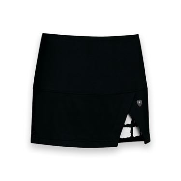 DUC Peek a boo Power Skirt - Black/White