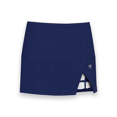 DUC Peek a boo Power Skirt - Navy/White