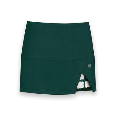 DUC Peek a boo Power Skirt - Pine/White
