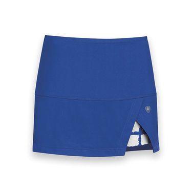 DUC Peek a boo Power Skirt - Royal/White