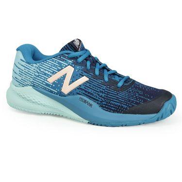 New Balance WC996BP3 (B) Womens Tennis Shoe - Deep Ozone Blue