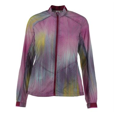 New Balance First Jacket - Jewel/Multi