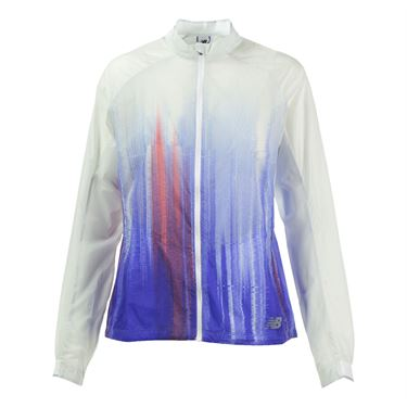 New Balance First Jacket - Spectral Print