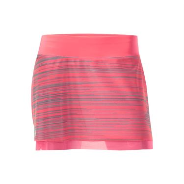 New Balance Rosewater Reversible Skirt - Guava Orange