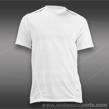 Wilson Specialist Engineered Stripe Crew-White