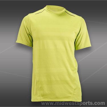 Wilson Specialist Engineered Stripe Crew-Green Glow