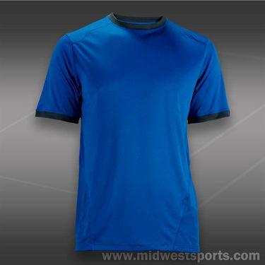 Wilson Cardiff Ringer Crew-Blue