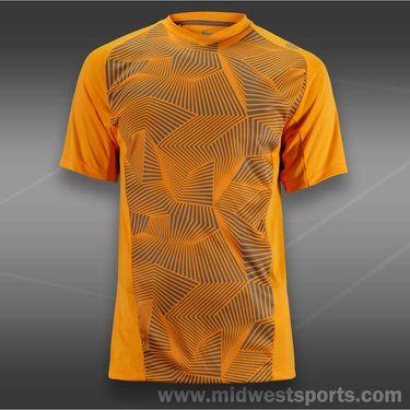 Wilson Solana Geometric V-Neck Shirt-Mango